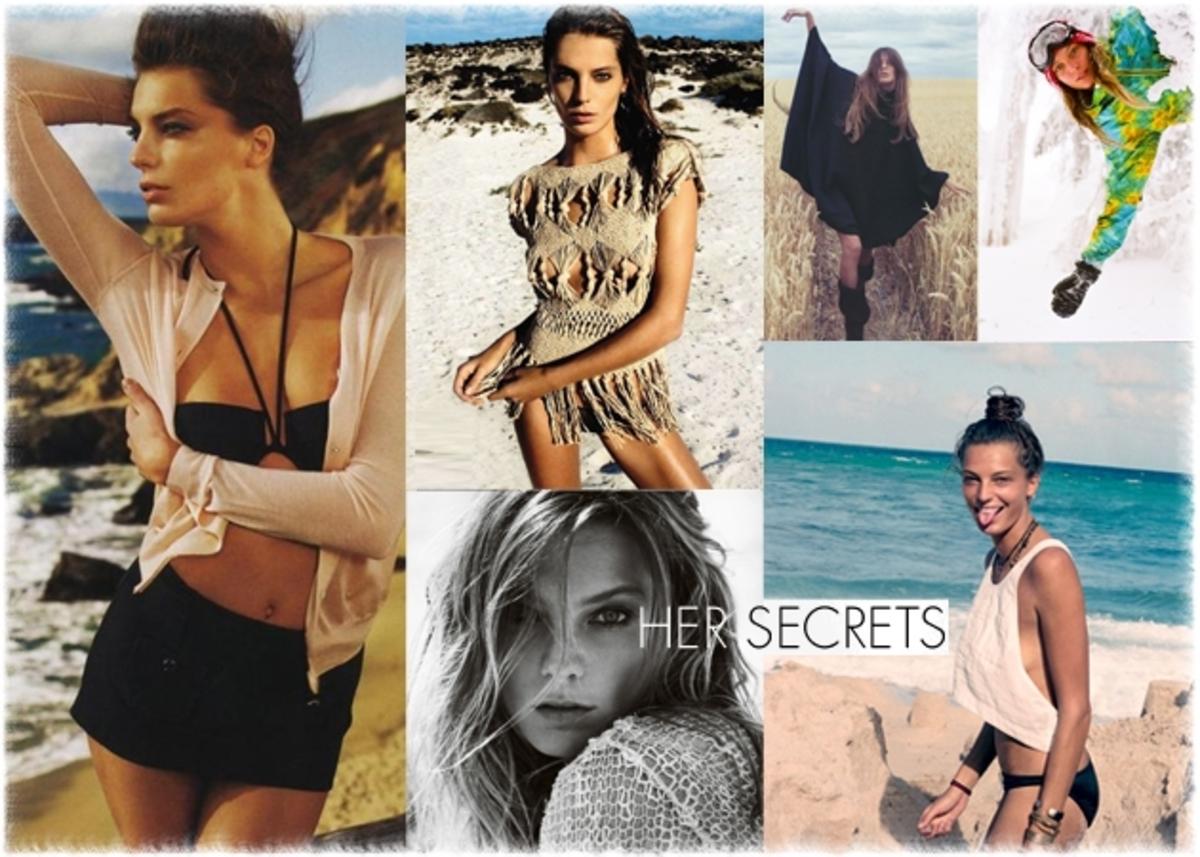 Daria Werbowy! Ένα top model που δεν τρώει μεσημεριανό… και όλα τα fitness μυστικά του | Newsit.gr