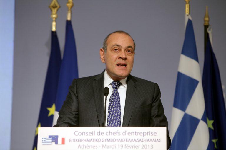 """Δασκαλόπουλος: Χρειάζεται """"σχέδιο Μάρσαλ"""" για να βγούμε από την κρίση   Newsit.gr"""