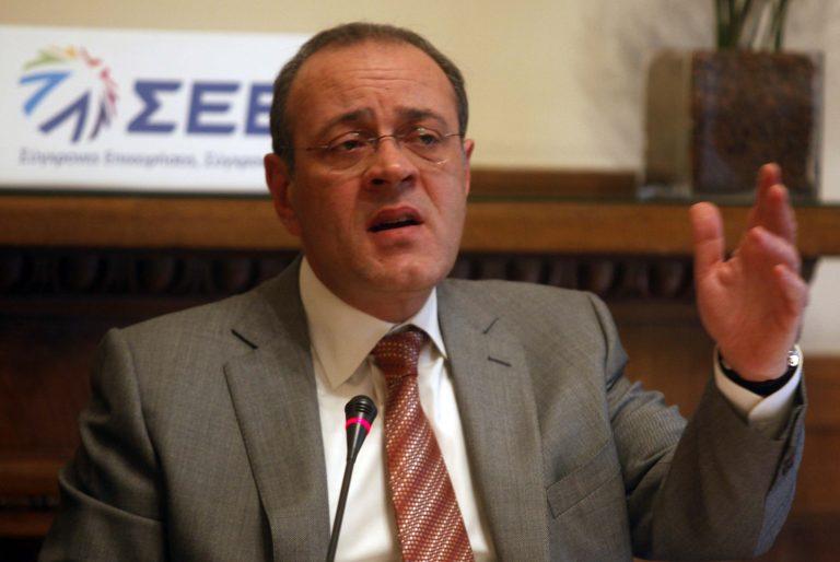 ΣΕΒ: «Δεν είναι τιμωρία, είναι θεραπεία» | Newsit.gr