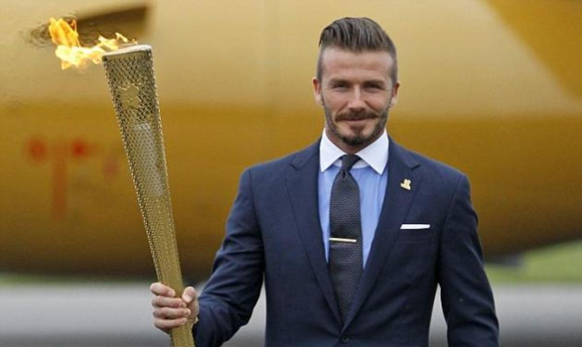 David Beckham: θα βρεθεί στην έναρξη των Ολυμπιακών Αγώνων παρόλο που τον έβγαλαν εκτός!   Newsit.gr