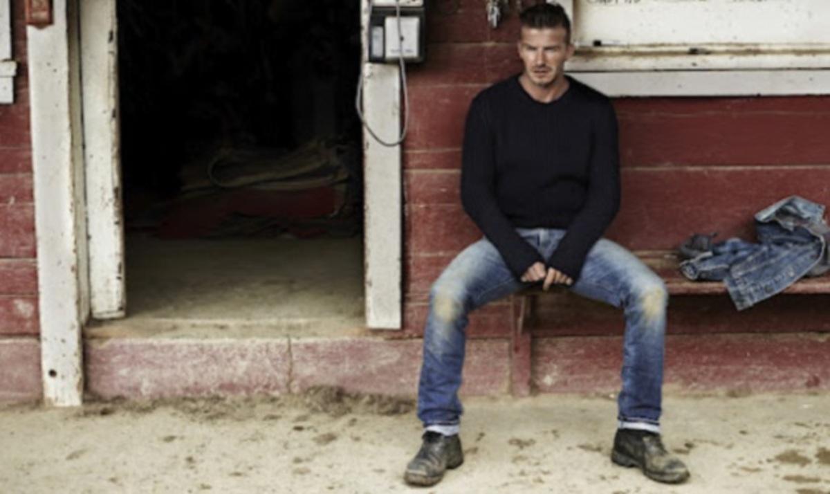 Κορίτσια ο Beckham! Φωτογραφίζεται και μιλάει για τον φίλο του τον πρίγκηπα William | Newsit.gr