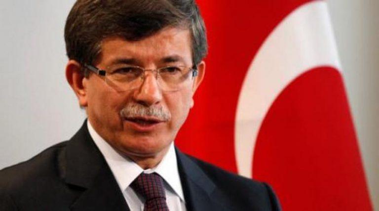 Νταβούτογλου: Η Κύπρος εμποδίζει την τουρκική ένταξη στην ΕΕ | Newsit.gr