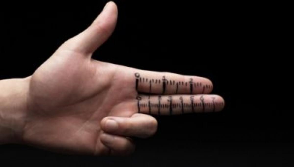 Τι σημαίνει όταν ο άνδρας έχει κοντά δάχτυλα; | Newsit.gr