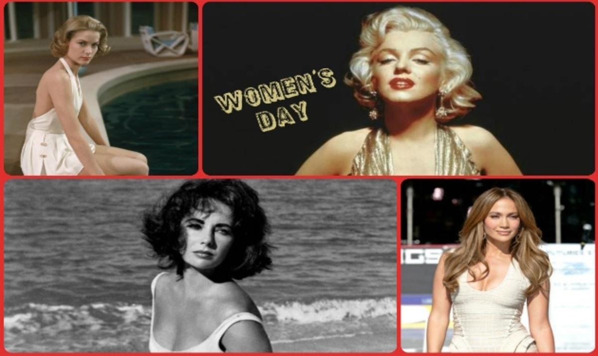 Ημέρα της Γυναίκας: Οι πιο sexy γυναίκες όλων των εποχών! Φωτογραφίες   Newsit.gr