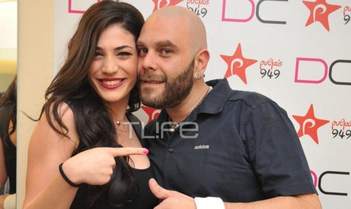 Λίγο πριν την Eurovision η Ήβη Αδάμου στο πάρτυ του Ρυθμού! Δες φωτογραφίες | Newsit.gr