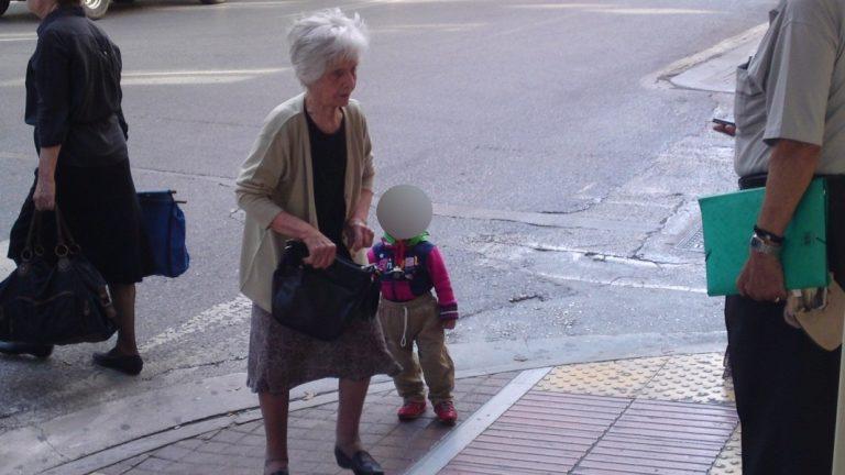 Αχαϊα:Ντοκουμέντο… δυστυχίας στα χρόνια της αθωότητας – Ζητιάνα με πάνες! | Newsit.gr