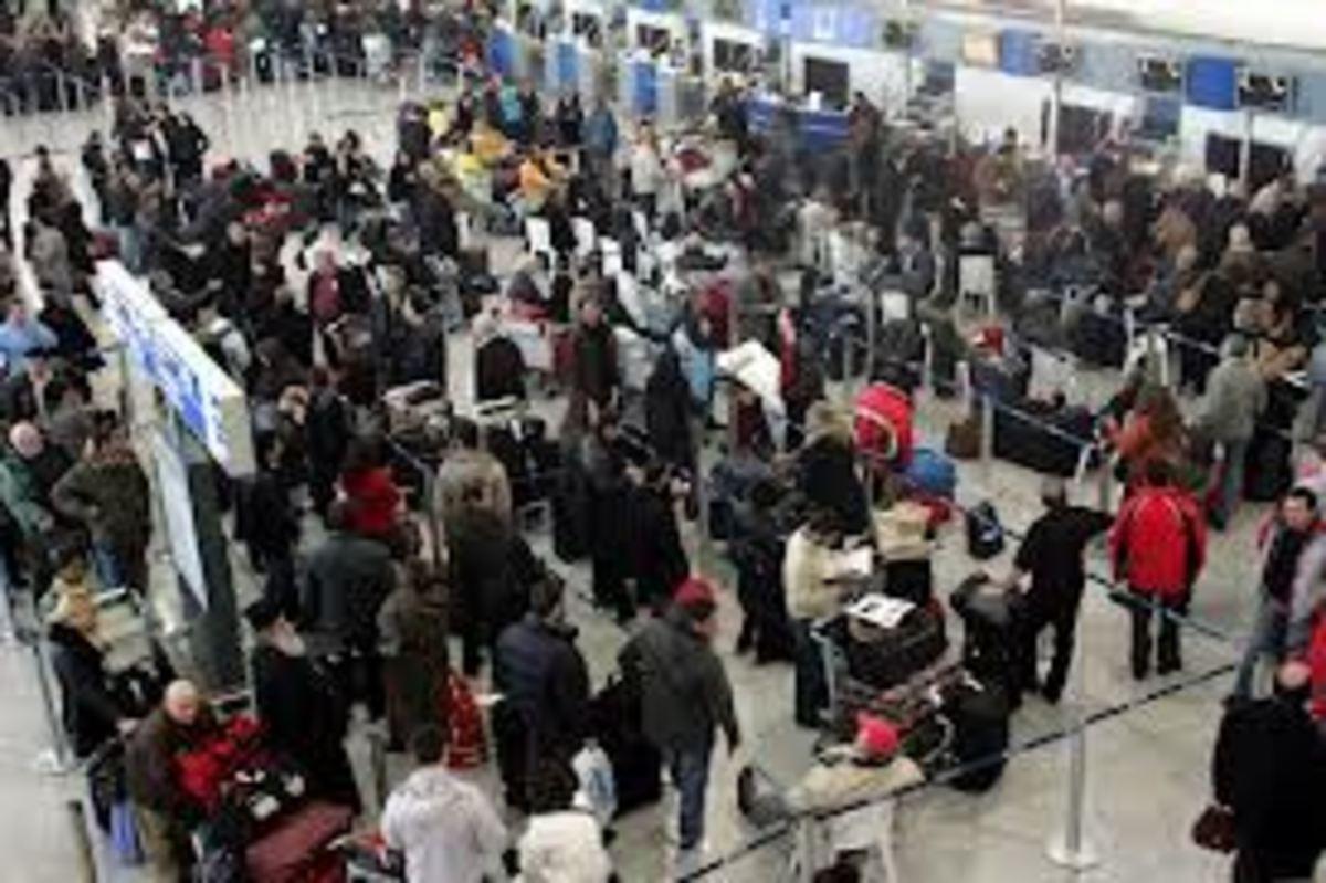Ηράκλειο: Ακυρώθηκαν πτήσεις και εγκλωβίστηκαν επιβάτες στο αεροδρόμιο! | Newsit.gr