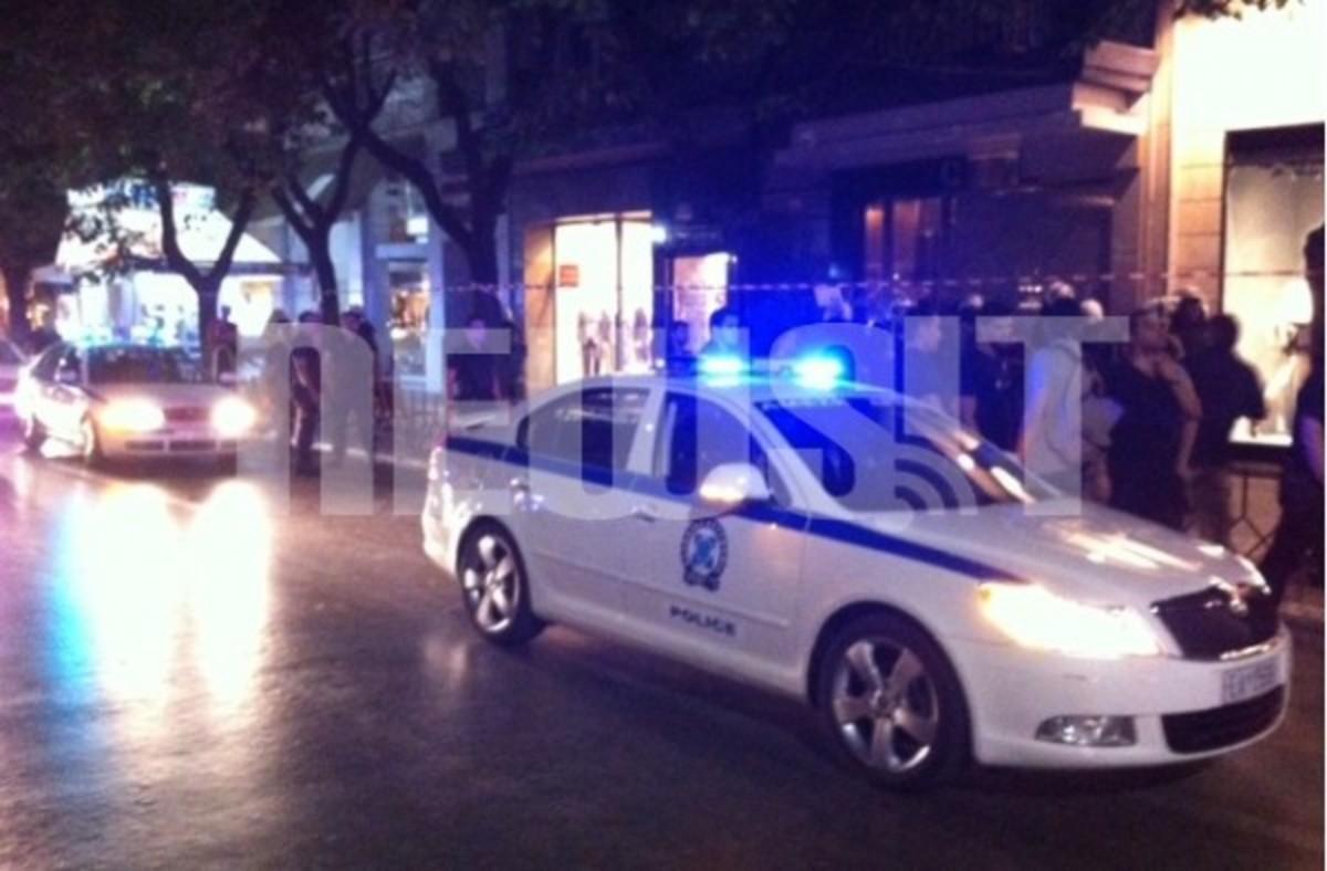 Συλλήψεις (και) ανηλίκων για τα επεισόδια στη Θεσσαλονίκη   Newsit.gr