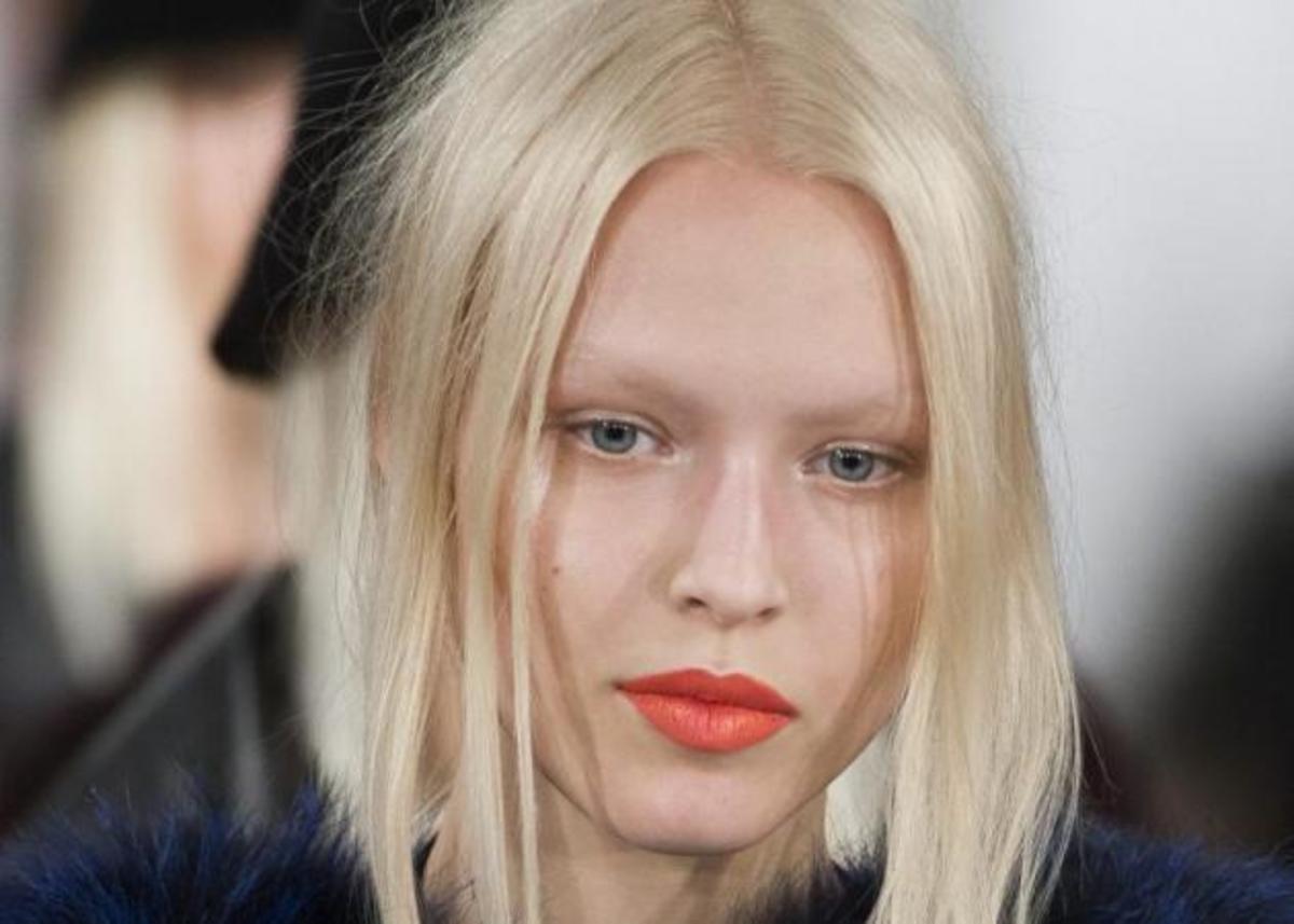 Στον Oscar de la Renta είδαμε 4 διαφορετικά μακιγιάζ! Ποιο σου άρεσε περισσότερο; | Newsit.gr