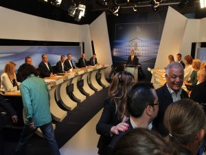 Debate πολιτικών αρχηγών: Όλο το παρασκήνιο της εμπλοκής πριν την έναρξη
