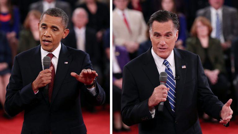Ποιός ήθελε να δείρε τον Ομπάμα την ώρα του debate | Newsit.gr