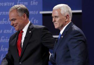 ΗΠΑ: 37 εκατ. τηλεθεατές είδαν το debate των αντιπροέδρων