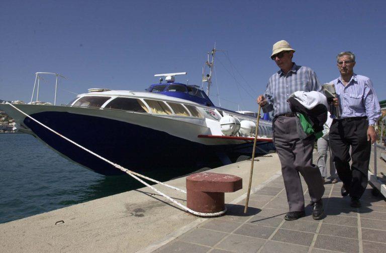 Δεύτερη μέρα χωρίς Ιπτάμενο Δελφίνι η Σάμος   Newsit.gr