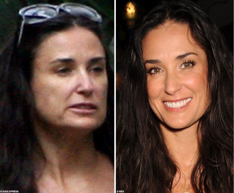 Διάσημες χωρίς μακιγιάζ! | Newsit.gr