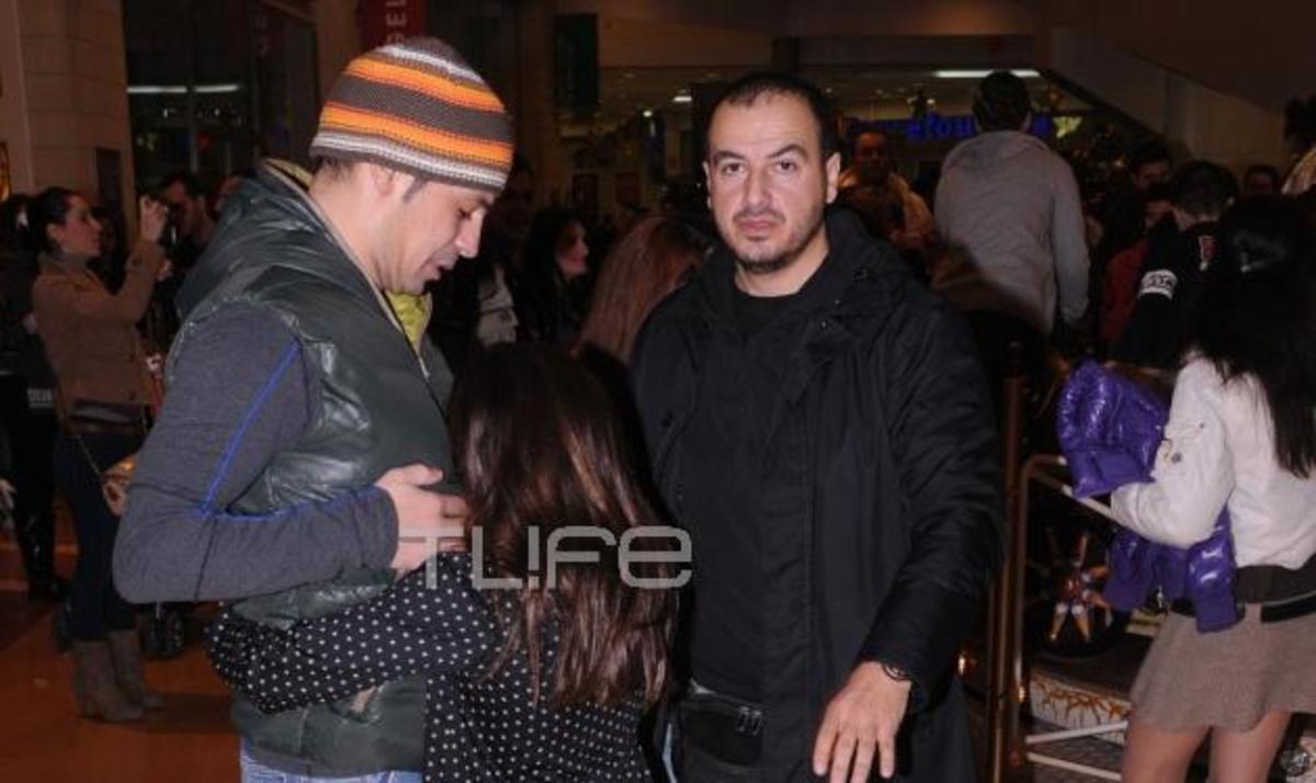 Ν. Νικολαΐδης: Πάντα στο πλευρό της Δέσποινας Βανδή! Φωτογραφίες | Newsit.gr