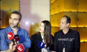 Eurovision 2017: Η Demy έκρυψε την πικρία της πίσω από ένα γλυκό χαμόγελο [vid]
