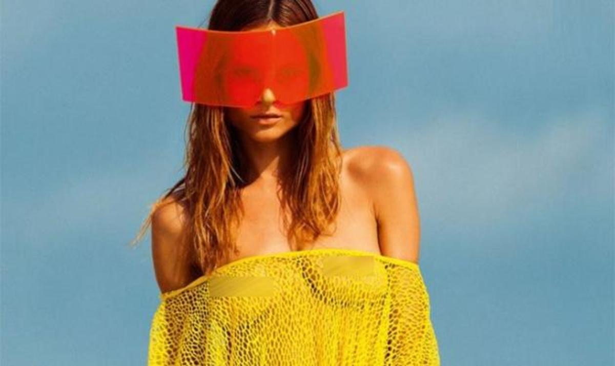 H καυτή φωτογράφηση πρώην παίκτριας του Νext Top Model στο Μαϊάμι! | Newsit.gr