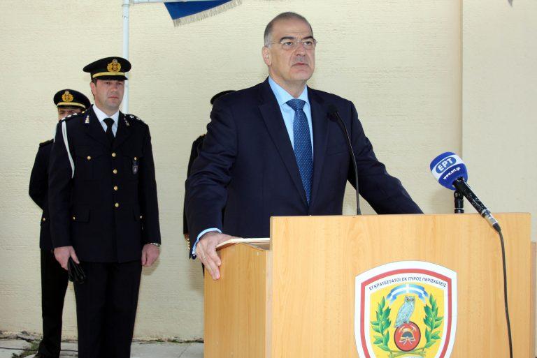 Ν. Δένδιας: «Νομιμότητα παντού» για το κύκλωμα των αστυνομικών με τα ναρκωτικά   Newsit.gr