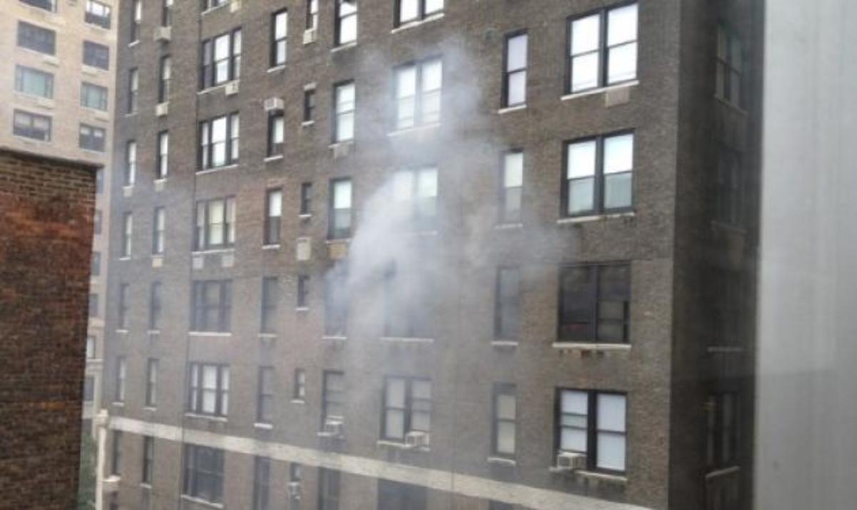 Κάηκε το σπίτι του Robert De Niro! Video   Newsit.gr