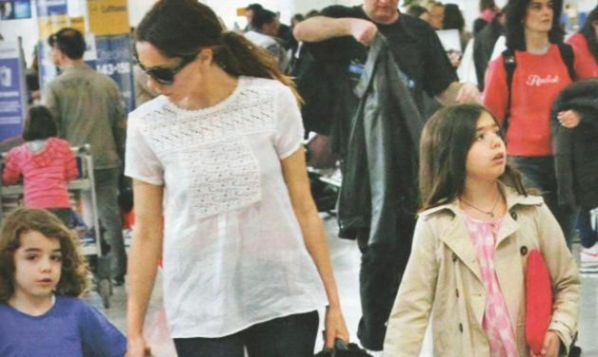 Δ. Βανδή – Ν. Νικολαΐδης: Ταξίδι με τα παιδιά στην Αλεξανδούπολη | Newsit.gr