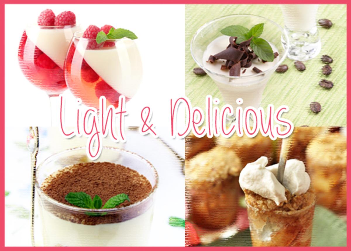 Sweet Shots! Συνταγές για γλυκά που δεν ξεπερνούν τις 180 θερμίδες!!!   Newsit.gr