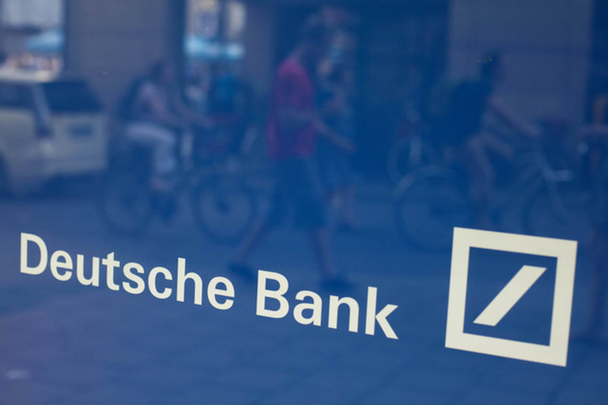 Ζημίες ανακοίνωσε η Deutsche Bank | Newsit.gr