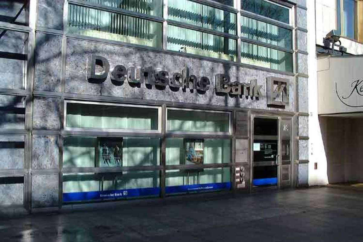 Η Deutsche Bank προχωράει σε 1.900 απολύσεις | Newsit.gr
