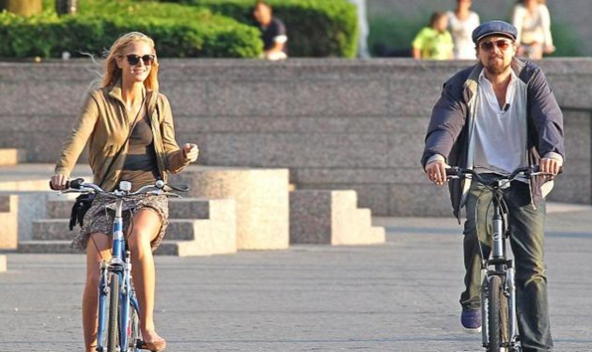 Πάει κι αυτή! O Leonardo di Caprio χώρισε με το μοντέλο της Victoria Secret!   Newsit.gr