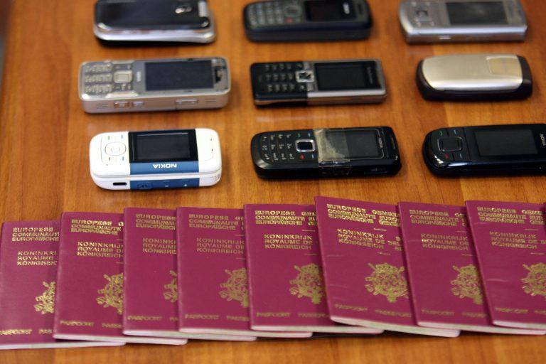 Εξαρθρώθηκε κύκλωμα με πλαστά διαβατήρια σε λαθρομετανάστες | Newsit.gr