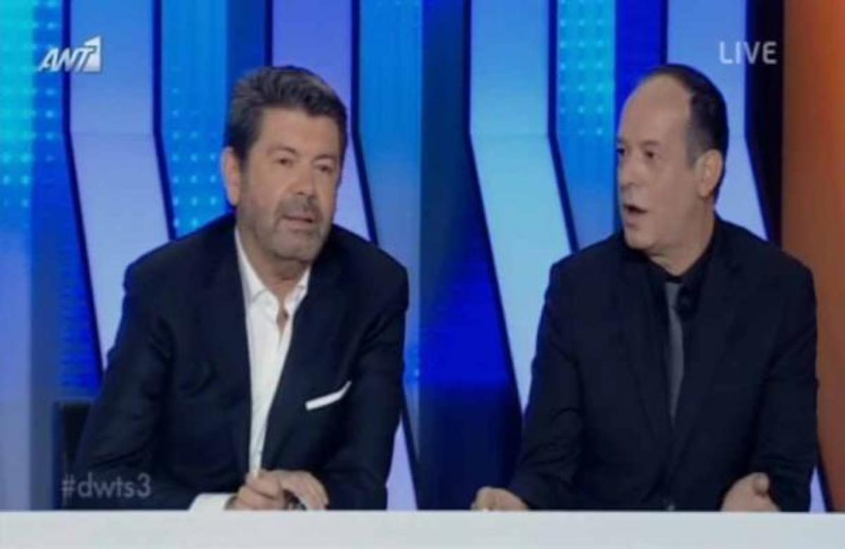 H πρώτη μεγάλη διαφωνία στο Dancing – Λάτσιος και Φωκάς τα τσούγκρισαν στον αέρα! | Newsit.gr