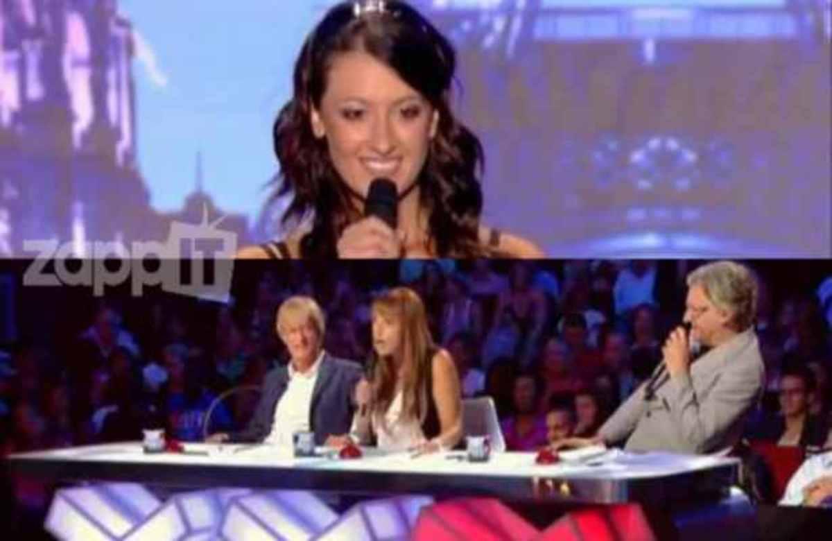 Διαγωνιζόμενη άφησε άναυδη την κριτική επιτροπή του Γαλλία έχεις ταλέντο! | Newsit.gr