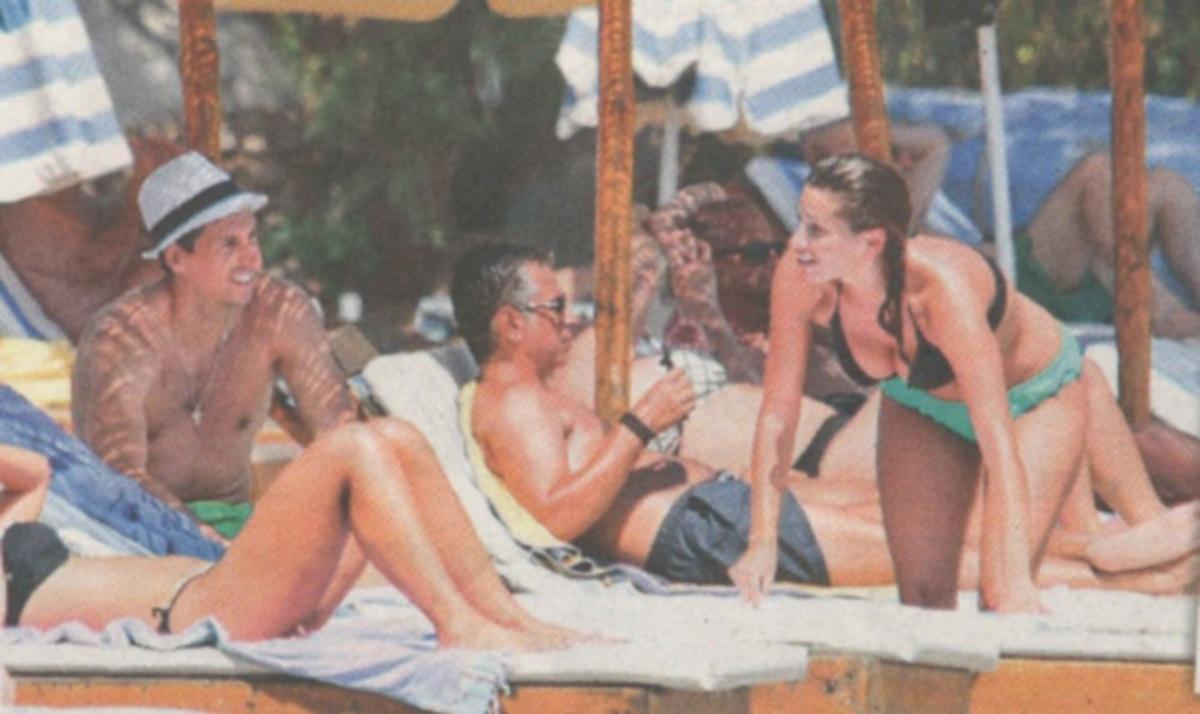Δ. Διαμαντίδης – Β. Χιώτη: Ερωτευμένοι στην Πάτμο!   Newsit.gr