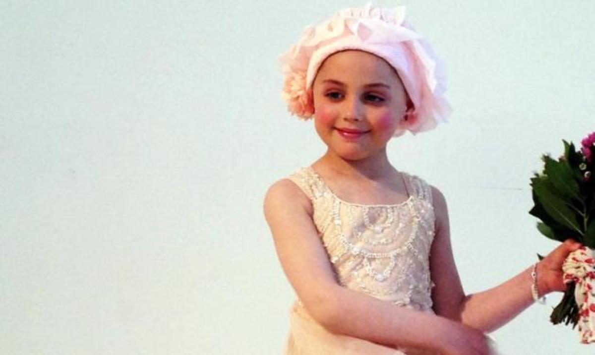 Β. Καγιά: Βοήθησε την 7χρονη Νταϊάνα να κάνει πραγματικότητα το όνειρό της και να γίνει μοντέλο! | Newsit.gr