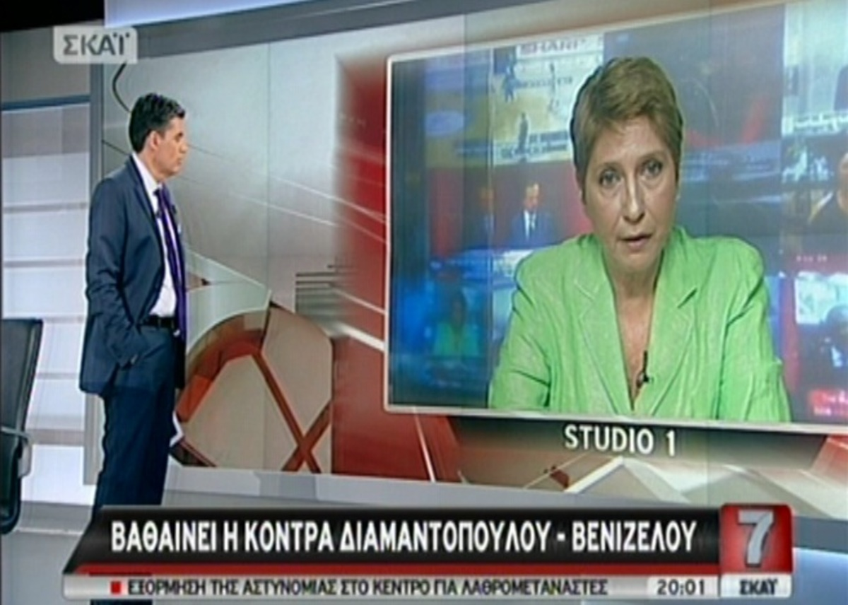 «Μουρμούρα» στο ΠΑΣΟΚ για την κόντρα Βενιζέλου-Διαμαντοπούλου | Newsit.gr
