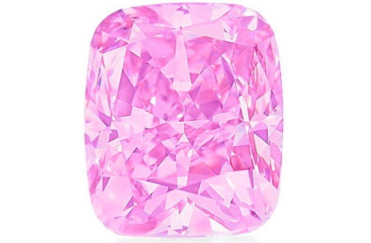 Το «τέλειο ροζ» κοστίζει 23 εκατομμύρια δολάρια | Newsit.gr