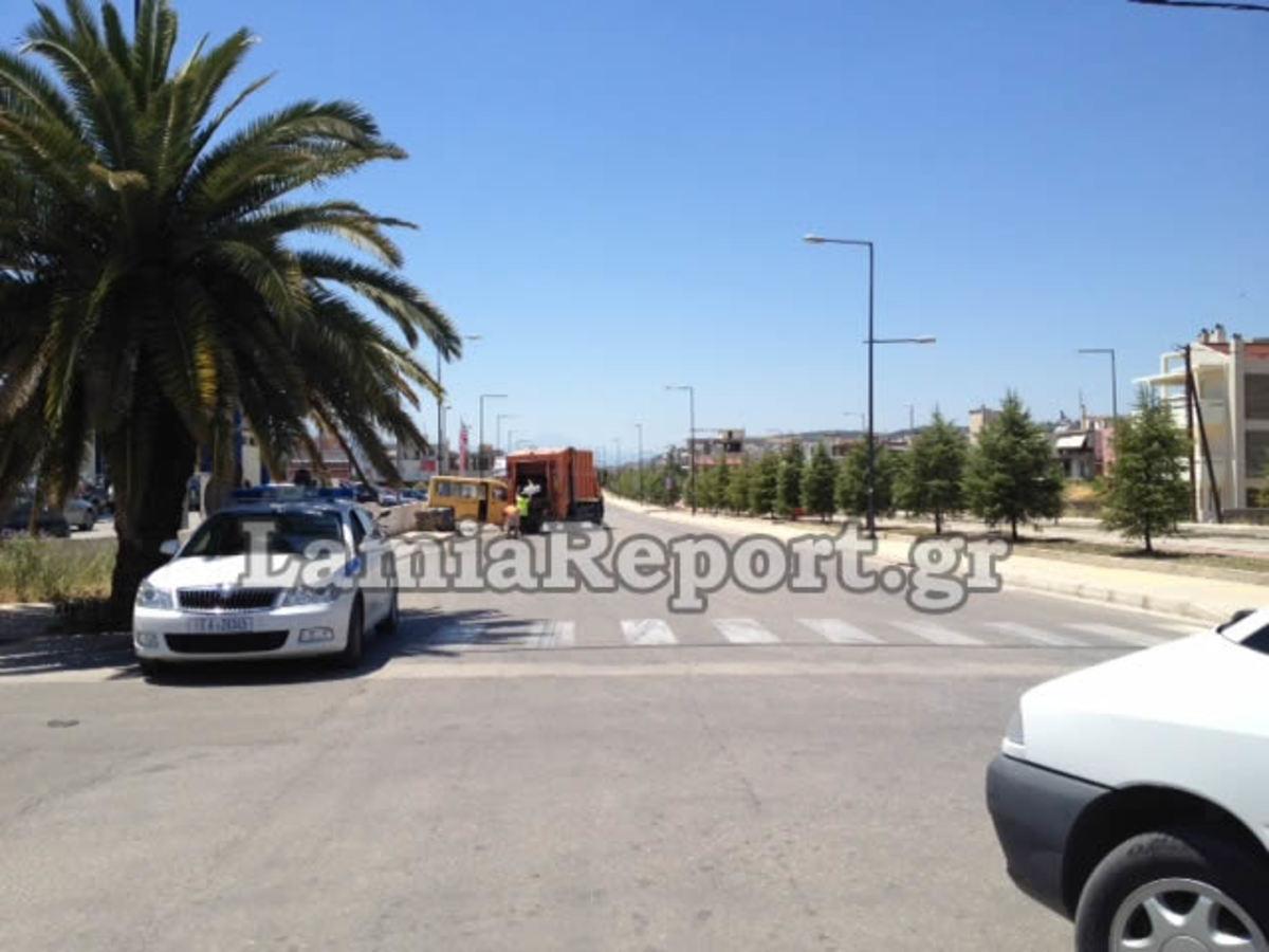 Λαμία: Χτύπησε 16χρονη με το αυτοκίνητο και την εγκατέλειψε   Newsit.gr