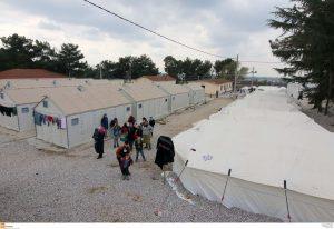 Θεσσαλονίκη: Συμπλοκή μεταναστών στα Διαβατά