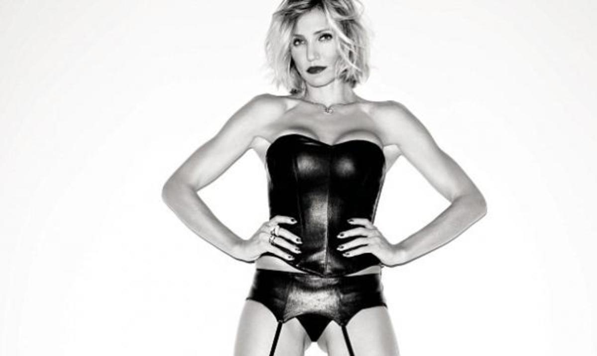 C. Diaz: Ποζάρει στα 40 της πιο σέξι από ποτέ και δηλώνει ότι νιώθει καλύτερα απ' ότι στα 25! | Newsit.gr