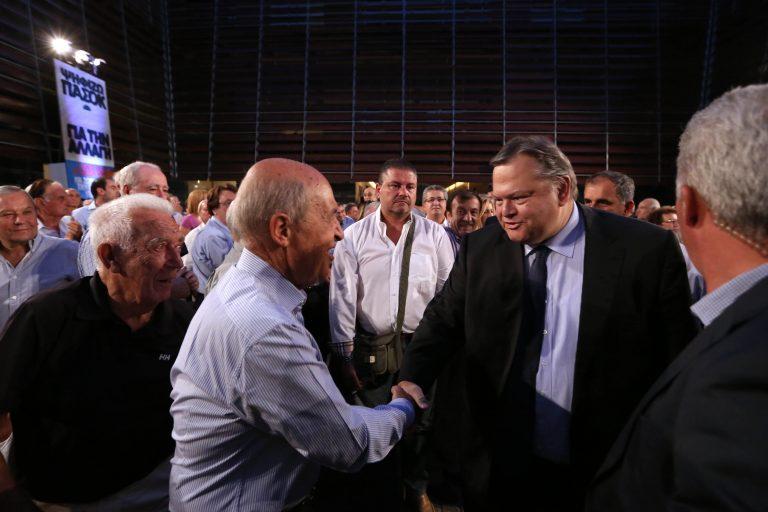 Προσωπική επιστολή Βενιζέλου σε Σημίτη για να πάει στο Συνέδριο | Newsit.gr