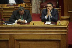 Εμπλοκή στο πολυνομοσχέδιο – Οι Ανεξάρτητοι Έλληνες απειλούν να καταψηφίσουν τροπολογία