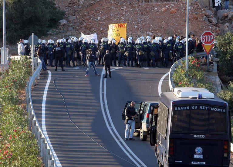 Δύο συλλήψεις και 15 προσαγωγές στη Σύνοδο της Σοσιαλιστικής Διεθνούς | Newsit.gr