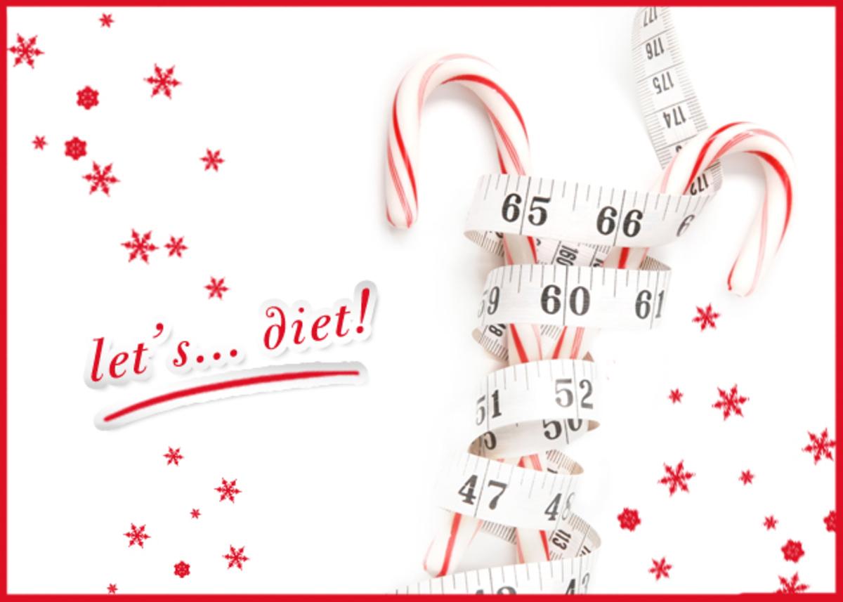 Αδύνατη ως τα Χριστούγεννα! Έχουμε την πρώτη εβδομάδα της Christmas Diet   Newsit.gr