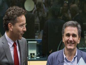 Ντάισελμπλουμ: Θα παρακολουθούμε στενά τις μεταρρυθμίσεις στην Ελλάδα
