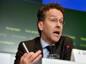 Ντάισελμπλουμ: Επιμένει στο πλαφόν 15% για το χρέος