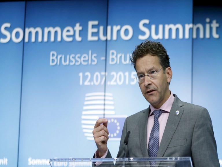 Ντάισελμπλουμ: Αποκλείει εμπορική συμφωνία ΕΕ- Βρετανίας – «Στον δικό του κόσμο ο Φάρατζ»