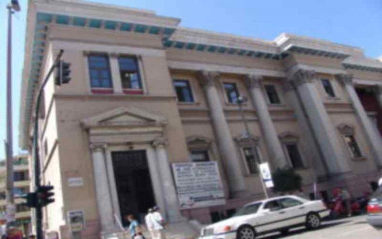 Ο πρόεδρος του Αρείου Πάγου στα δικαστήρια της Πάτρας | Newsit.gr