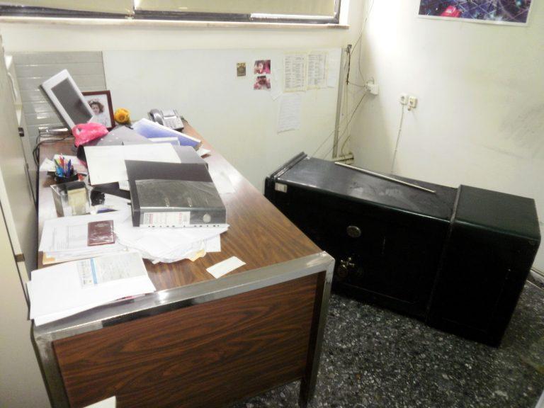 Καρδίτσα: Διέρρηξαν το Δημαρχείο | Newsit.gr