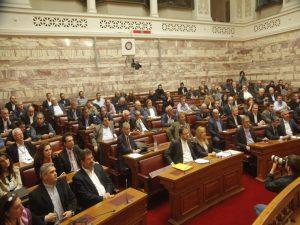 Οι προτάσεις της Δημοκρατικής Συμπαράταξης για τη συνεργασία με το Ποτάμι