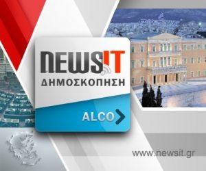 Δημοσκόπηση newsit.gr 14/10/2016: Πρόθεση ψήφου