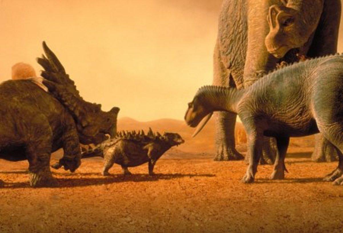 Οι δεινόσαυροι είχαν χρώμα καροτί! | Newsit.gr